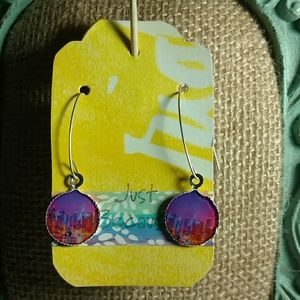 Jewelry - City Skyline Earrings